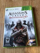 Assassin's Creed: Brotherhood (Microsoft Xbox 360, 2010) Cib Game ES