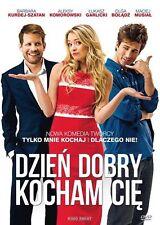 DZIEN DOBRY KOCHAM CIE  DVD 2015 POLISH POLSKI