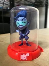 "1x YESSS WRECK-IT RALPH BREAKS THE INTERNET DISNEY DOMEZ 2"" MINI FIGURE"