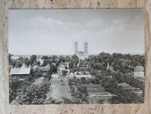 AK STRAUPITZ (Brandenburg) - Blick zur Kirche / ca. 1968