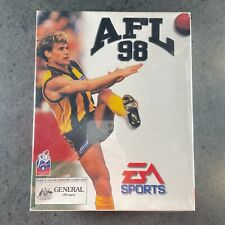 EA Sports AFL 98 PC game New and sealed RARE vintage