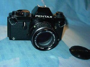 PENTAX          L X        +   SMC PENTAX - 1:1.4     50 MM