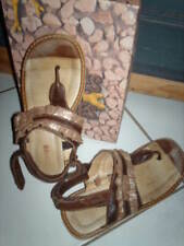 Nu pieds STONES AND BONES cuir marron Pointure 30