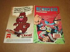 NEMBO KID RACCOLTA N°2 FEBBRAIO 1979 CONTIENE BATMAN 25 E SUPERMAN 24 CENISIO