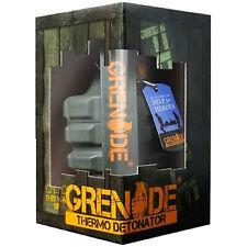GRENADE Thermo Detonator Fat Burner Raspberry Ketones FORSKOLIN