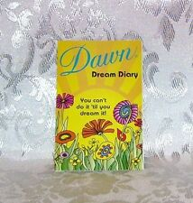 New Vintage Reproduction Dawn Doll Booklet Dream Diary