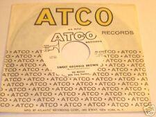 THE BEATLES 1964 Sweet Georgia Brown Original 45 rpm