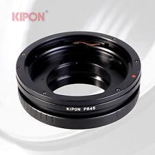 New Kipon Adapter for Pentax 645 P645 Mount Lens to Pentax K PK Camera