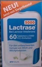 Lactrase 6000 FCC 60st 10950122 PF intolleranza al lattosio