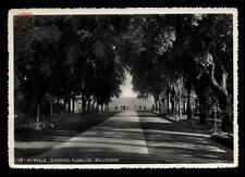 ACIREALE giardino pubblico belvedere