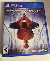 The Amazing Spider-Man 2 Video Game (Sony PlayStation 4, 2014) PS4