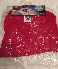 Superman Pet Dog Halloween Costume  Rubies 887892 Small-Chest Piece, Cape, Belt