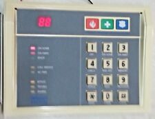 Scantronic Alarm Control LED Keypad Telecom Security Ref 9709