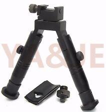 5.1'Weaver Picatinny QR Stud Air Rifle Folding Gun BIPOD Shooting