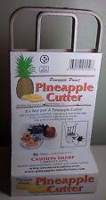 PINEAPPLE PRINCE CUTTER SLICER CORER STAINLESS STEEL