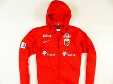 MEN'S NIKE RED TEAM NORWAY CROSS COUNTRY SKIING JACKET SIZE: L (LARGE)