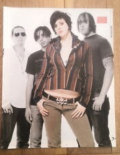 BRODY DALLE - Distillers magazine PHOTO/Poster/clipping 12x10 inches