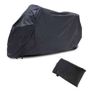 Waterproof Motorcycle Motorbike Cruiser Scooter Cover All-round protection AU