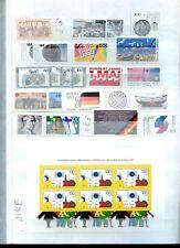 Bund 1958 - 1996 ** nel steckbuch