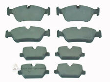 BMW E90 318 2.0 PETROL + DIESEL 2005-2010 FRONT AND REAR BRAKE DISC PADS NEW SET