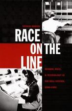 RACE ON THE LINE - NEW PAPERBACK BOOK