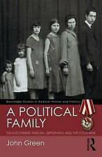 A Political Family (Green)  BOOK NEW