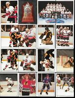 1982-83 Topps Hockey Sticker Complete set - 263 Stickers