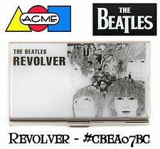 The Beatles Acme Card Case #CBEA04BC / The Beatles Revolver