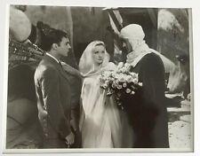 """Charles Boyer, Marlene Dietrich Movie Still B&W """"The Garden of Allah"""" 1936 Photo"""