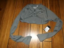 NWT UFC Ultimate Fighting Championship- yoga/ work out shrug- women medium gray