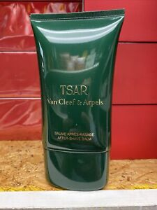 TSAR By Van Cleef & Arpels Aftershave Balm 3.3 oz