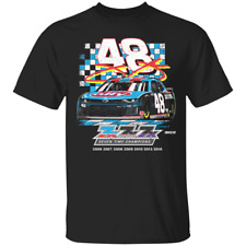 Men's Jimmie Johnson Team Collection ally Darlington Throwback T-Shirt S-4XL
