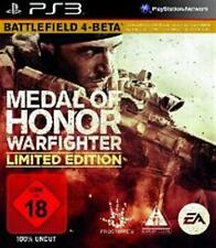 PLAYSTATION 3 Medal of Honor Warfighter Limited Edition come nuovo
