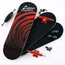P-REP - 30mm Graphic Complete Wooden Fingerboard - Hypnotized