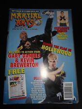 Martial Arts Illustrated Magazine April 1998 Vol. 10 No. 11 - Bruce Lee