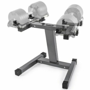 Adjustable Dumbbells - Stand Rack Gym Weight Lifting Stand Holder