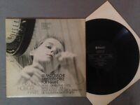 Q658 Holliger Harp Ravel Debussy Caplet Collot Viola Claves LP 30-280 Stereo