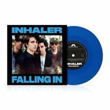 "INHALER - FALLING IN - LIMITED BLUE 7"" VINYL - NEW - PREORDER"