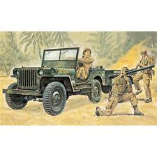Italeri Jeep 314 1:35 Vehículo Militar Modelo Kit