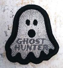 Ghost hunter Patch Paranormal Iron on to Sew on Ghost Badge