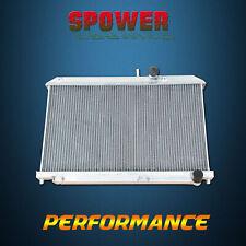 Aluminum Radiator For Mazda RX8 FE Series1 1.3L 13B Renesis 4 Port Rotary Petrol