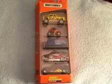 Matchbox 5 Pack Gift Set Mount Discovery with Snow Plow 274