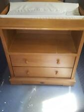 Boori Country Collection Cot, Change Table and Bookshelf