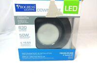 Progress Lighting P8046-20-30K 4in. Antique Bronze Integrated LED Recessed Trim