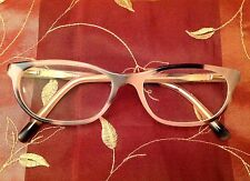 BURBERRY EYEGLASS FRAMES 2180 COLOR 3501 TORTOISE BROWN TAN SIZE 52-16-140 ITALY