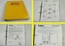 Irion Gabelstapler Serviceinformationen Kundendienst Technische Mitteilungen
