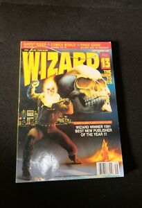 Wizard #13 September 1992 Marvel Entertainment