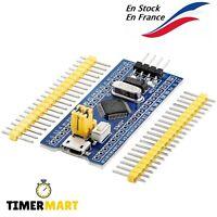 STM32F103C8T6 ARM STM32 carte Développement processeur ARM Cortex M3 TimerMart
