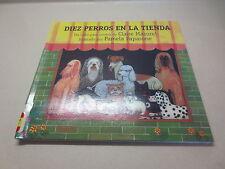 Diez Perros en la Tienda : Un Libro Para Contar by Claire Masurel (2000, Hard...