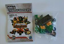 Brawn - Kre-o Transformers Micro Changers